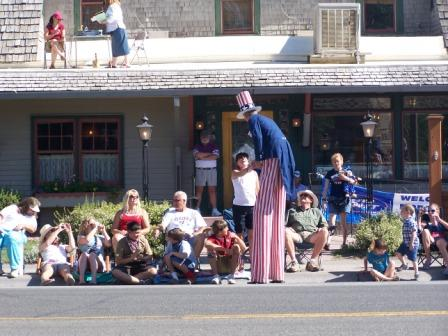 Cody Wyoming 4th Of July Parade 7 4 07